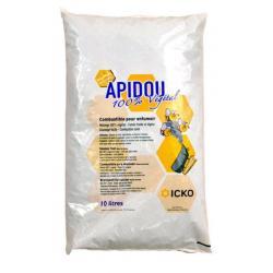 Paliwo do podkurzacza lawendowe Apidou - 7,5 kg