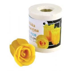 Forma silikonowa - Mini róża dekoracyjna
