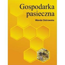 """Książka """"Gospodarka pasieczna"""" (Wanda Ostrowska)"""