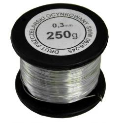 Drut do ramek 0,3mm 250g