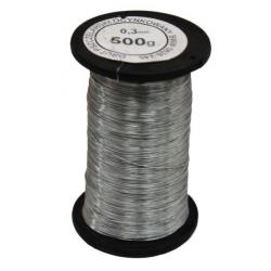 Drut do ramek 0.3 mm 500g