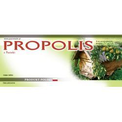 Paczka etykiet na propolis (50szt) - wzór EPRO1
