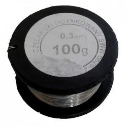 Drut do ramek 0.3 mm 100 g
