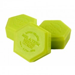Fancuskie mydełko miodowe z miętą i cytryną (1szt)