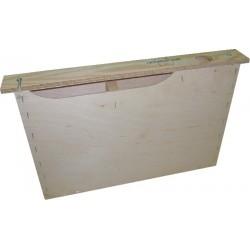Podkarmiaczka ramkowa drewniana Dadant 2,5 L