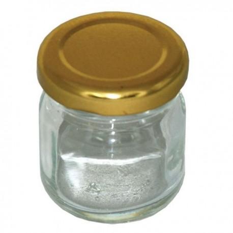 Słoiczek MINI 35 ml - 50g miodu (30 szt z nakrętkami)
