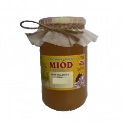 Miód malinowy 1,25 kg