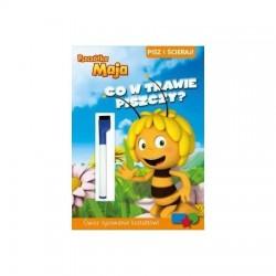Pszczółka Maja - co w trawie piszczy