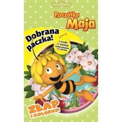 Pszczółka Maja - dobrana paczka - złap i koloruj!