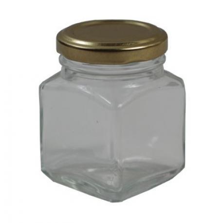 Paczka 15 szt słoiczków 150 ml z nakrętkami